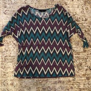 Boutique Abstract Sweater